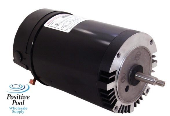 Ao smith century swimming pool northstar motor 1 hp p n for Ao smith replacement motors