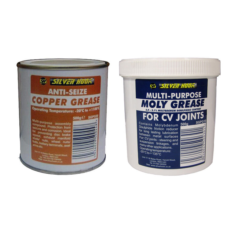 Anti Slip Compound : Copper slip grease assembly compound g moly