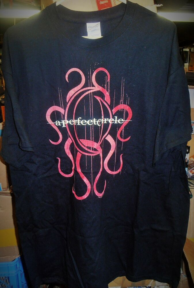 A perfect circle three sixty black 2013 t shirt xl by for Perfect black t shirt