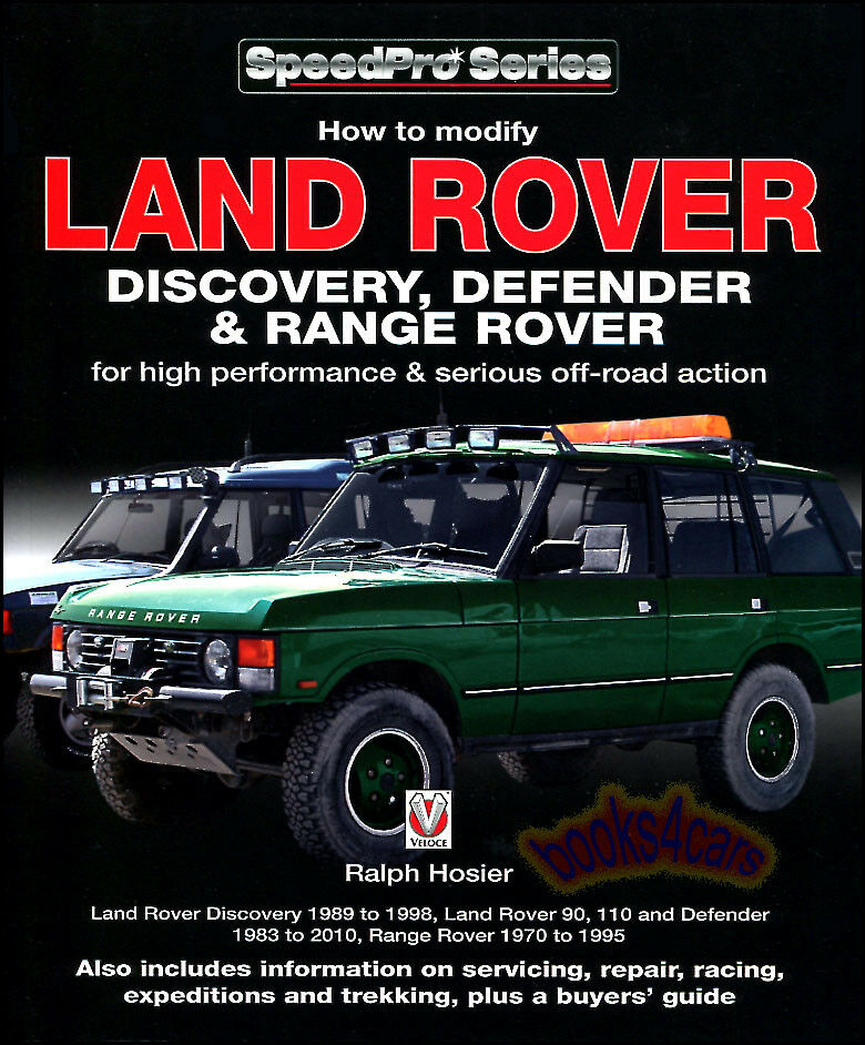 HOW TO MODIFY LAND ROVER DISCOVERY RANGE ROVER DEFENDER