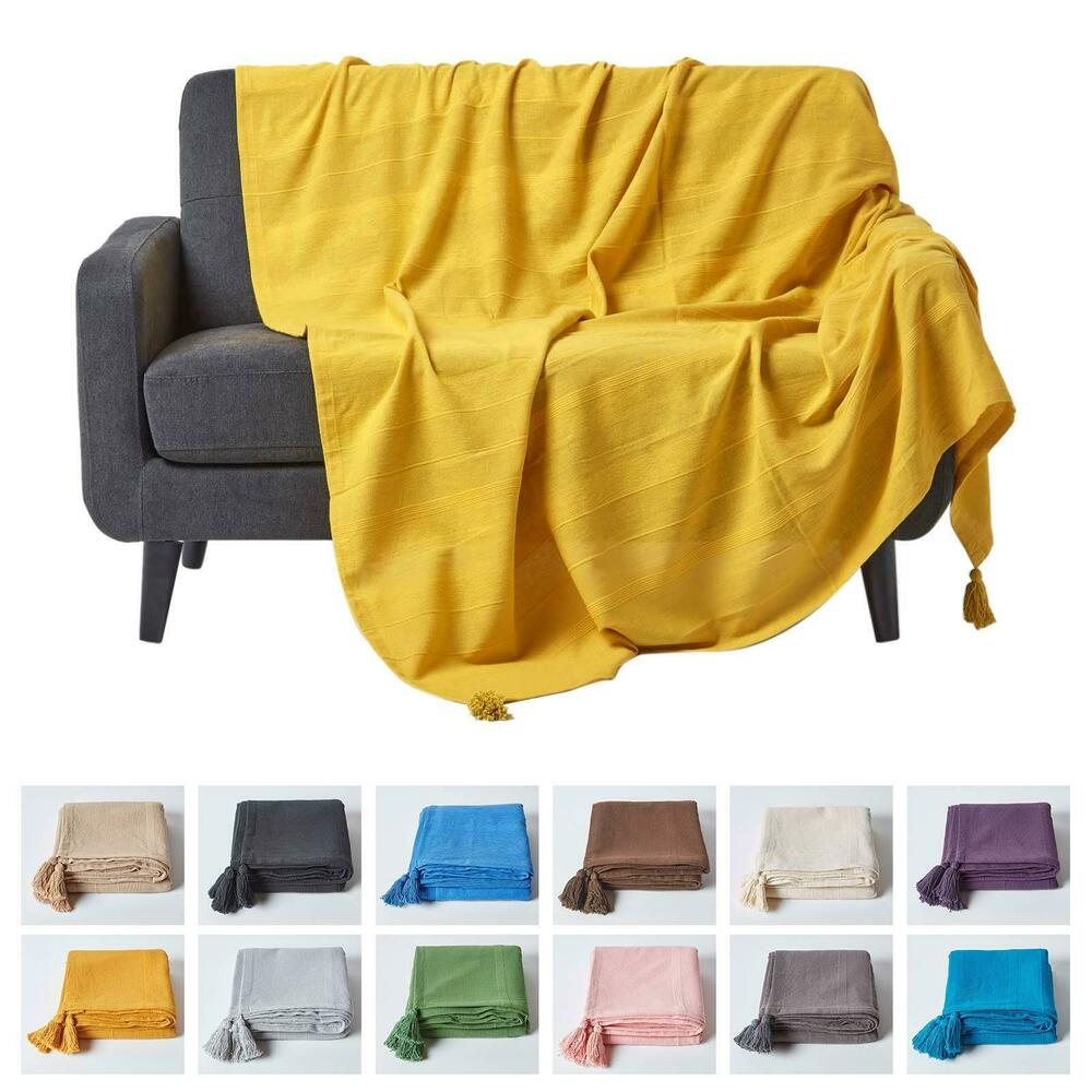 Rajput Extra Large Cotton Throws For Sofas Settee