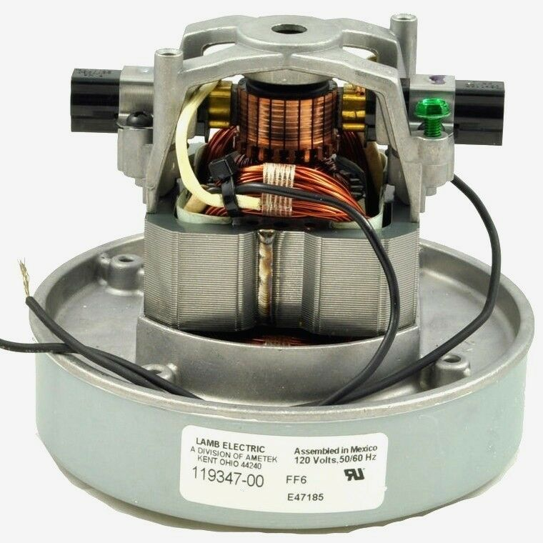 New ametek proteam 105162 101719 super coach vac backpack Vaccum motors
