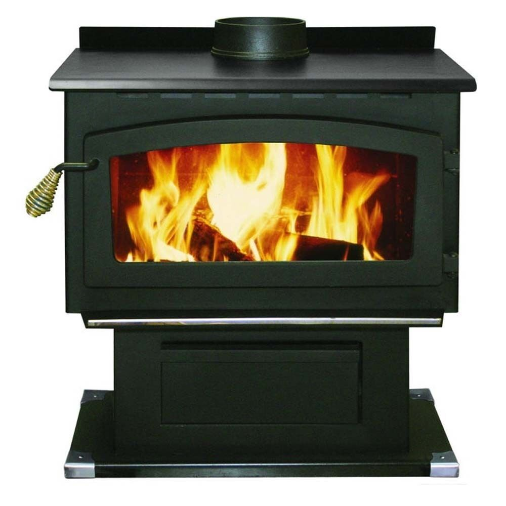 WOOD Burning HEATER Stove 104 000 BTU 2000 Sqft