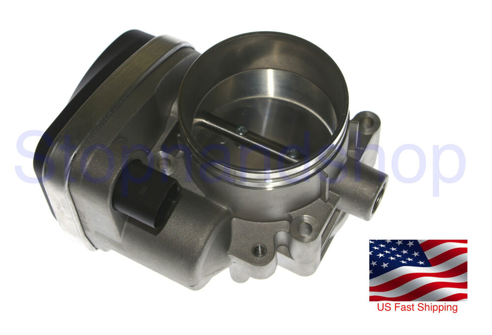 New Fuel Injection Throttle Body For Bmw E46 E39 E60 E66 X3 E83 X5 E53 E85 3 0l Ebay