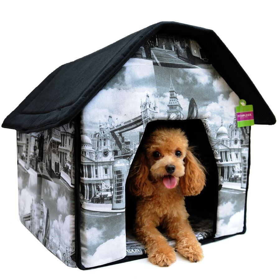 Aliexpress Com Buy Portable Dog Cat Pet Puppy Drinker: Portable Pet House Bed Collapsible Warm &Soft Indoor For