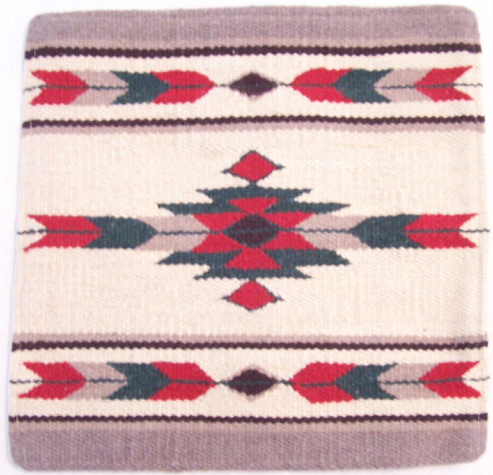Southwestern Pillow Covers : WESTERN RUSTIC RANCH SOUTHWEST SOUTHWESTERN DESIGN WOOL PILLOW COVERS 18X18 eBay