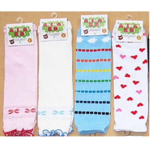 Baby Sock Washable Cotton Safety Toddler Leg Protector Warmer Cozy Leggings Sock