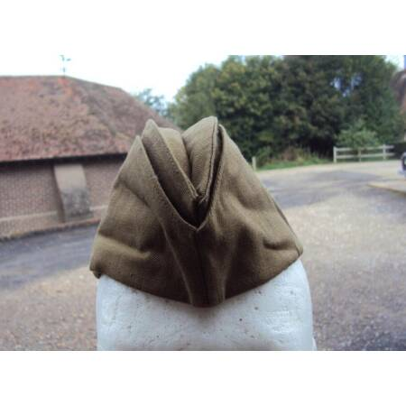 img-USSR Russian Soviet Side Cap / Forage Hat Size 57 - 60