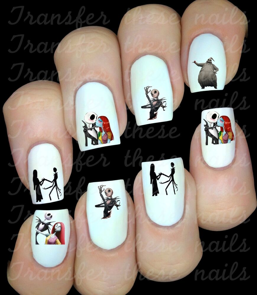 Nightmare Before Christmas Sally Nail Designs - 2018 images ...