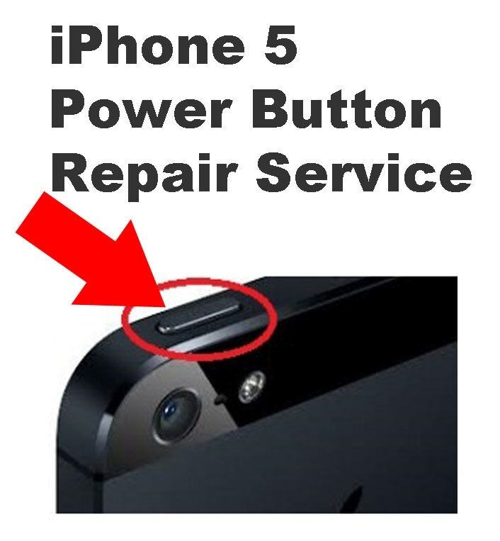 iphone 5 power button apple iphone 5 lock power button switch repair service 14557