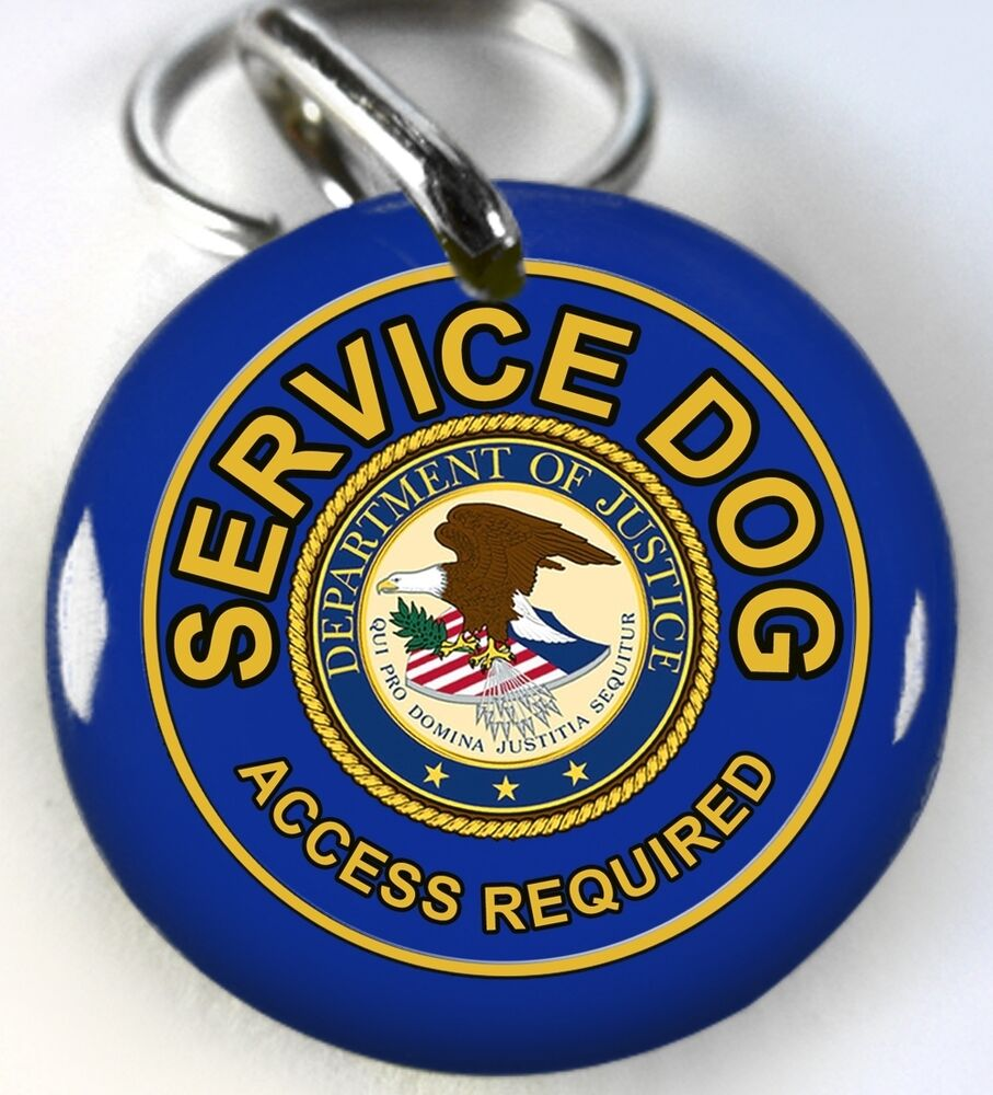 Department Of Justice Ada Service Dog