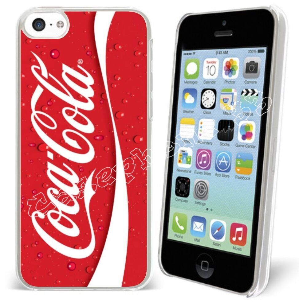coque case iphone 3 4s 5s se 5c 6 6 plus 7 7 plus 1 film ref 82 coca cola ebay. Black Bedroom Furniture Sets. Home Design Ideas