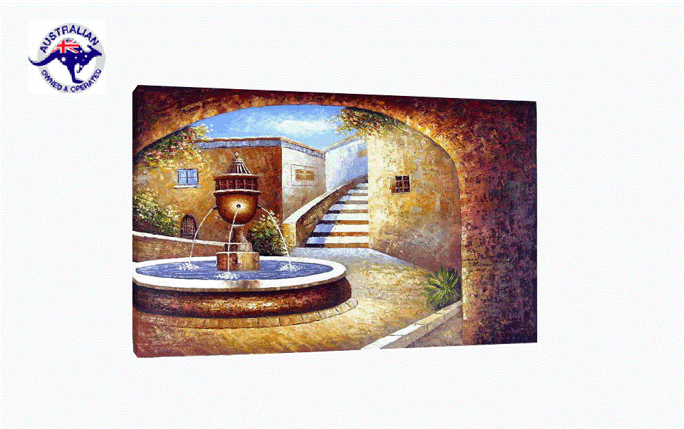Wall Art Oil Painting : Canvas wall art oil painting modern decor hand painted