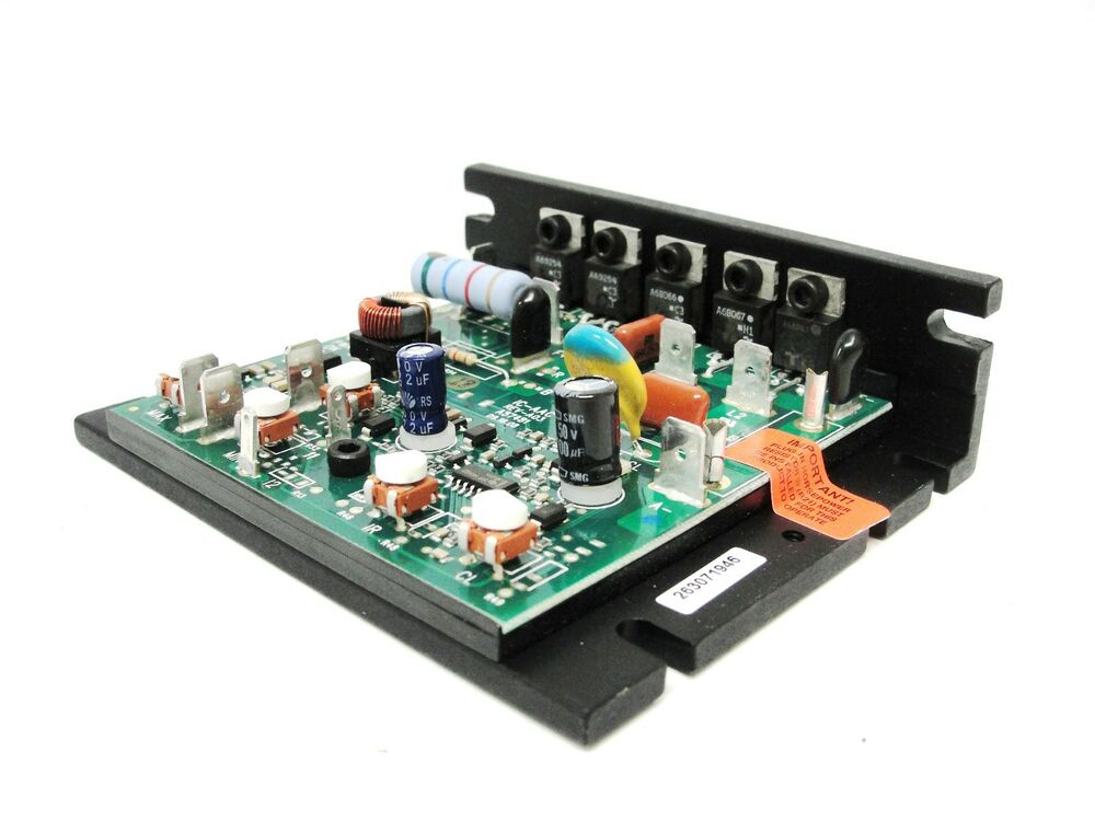 Kb electronics kbic 125 dc motor control 9433 upc for Industrial dc motor controller