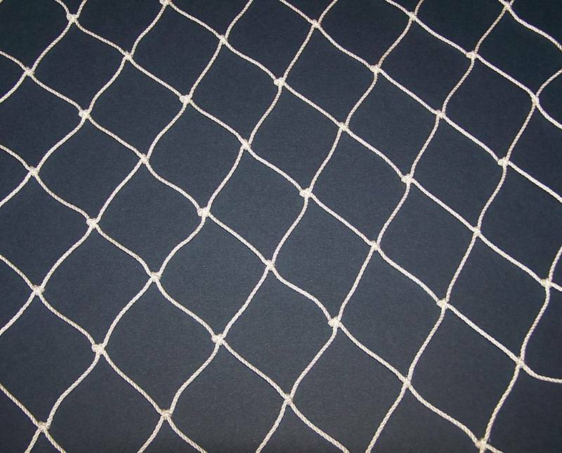 Was talking Of nylon mesh netting first