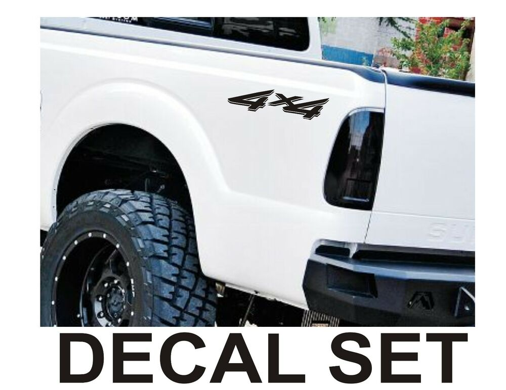 4x4 Truck Bed Decals, Matte Black (set) For Ford Super. Notebook Lettering. Card Decals. Product Sticker Design. Cute Iphone Decals. Tle Lettering. Peter Pan Murals. Special Operations Command Logo. Clear Acrylic Lettering