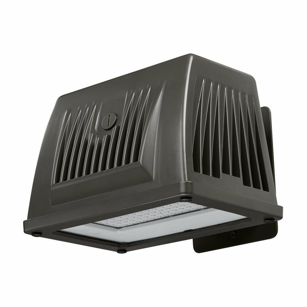 ATLAS LIGHTING - WPM43LED 43 Watt LED Wall Pack Pro 4500K Pure White eBay