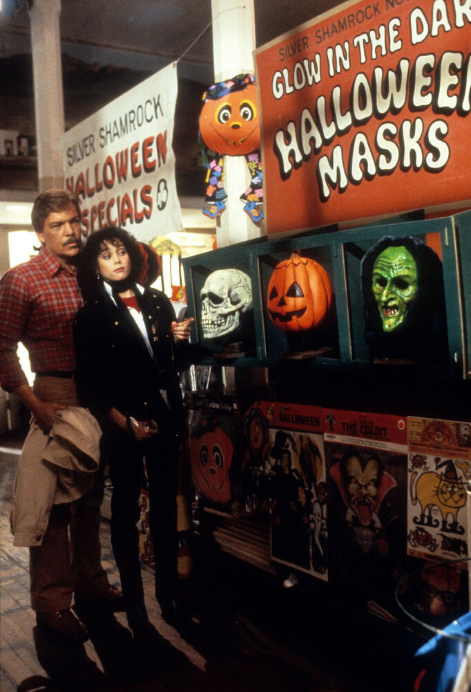 Halloween Iii Season Witch 1982