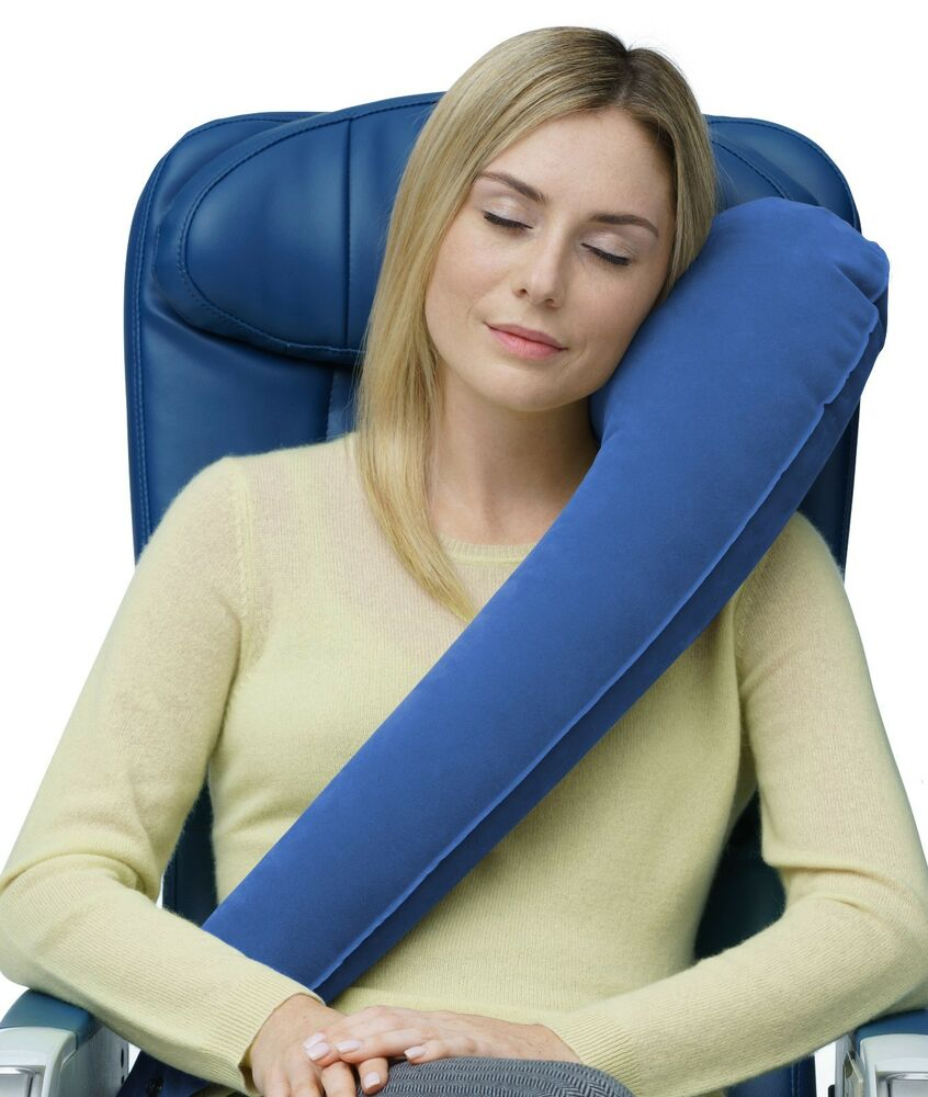 Travelrest Ultimate® Inflatable Pillow Blue