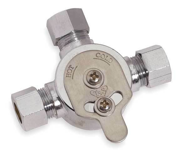 Sloan 3326009 Mix 60 A Mechanical Mixing Valve For