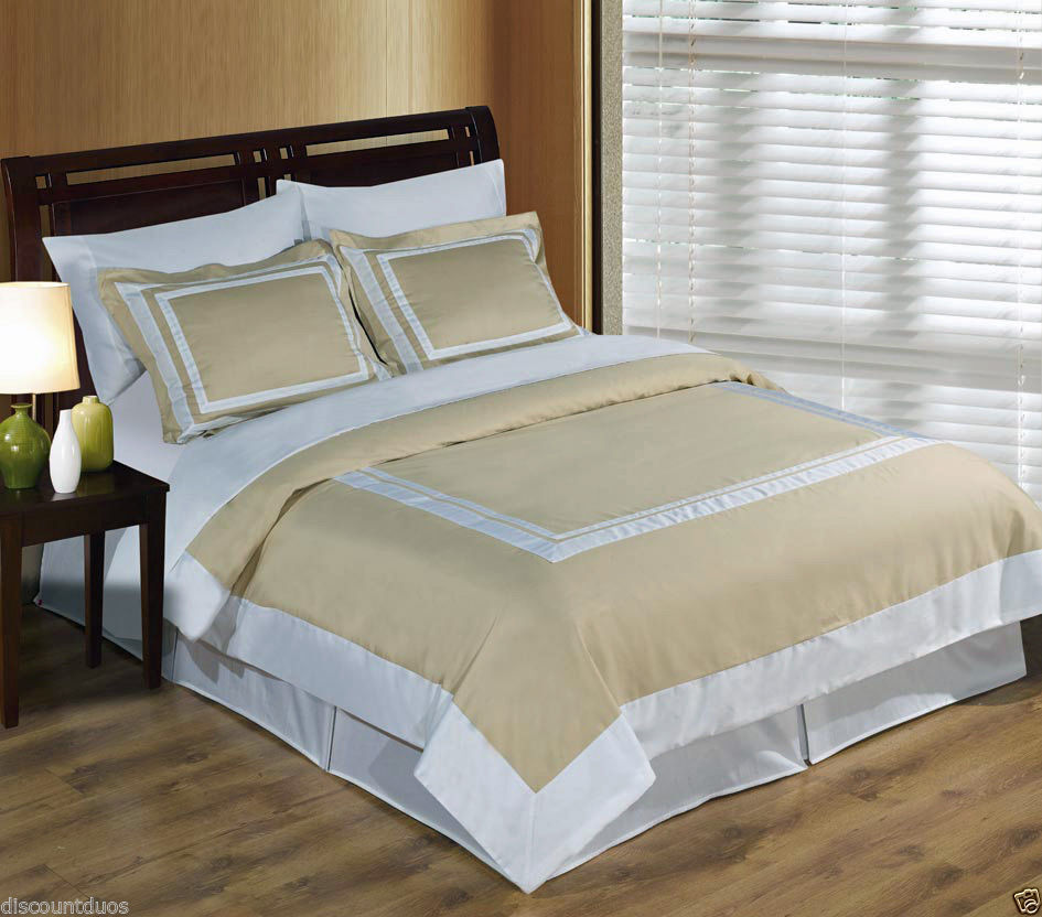 Wrinkle Free Egyptian Cotton Hotel Linen Amp White Duvet