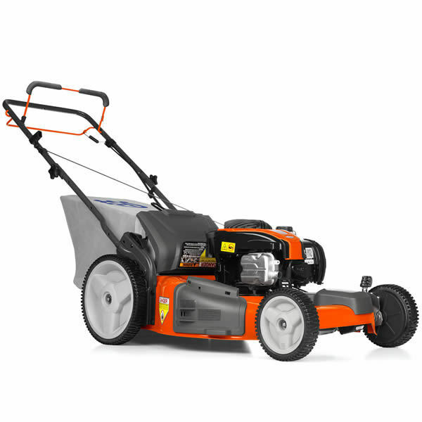 Husqvarna High Wheel Trimmer Mower Car Interior Design