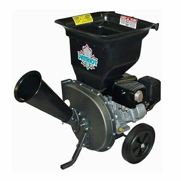 Patriot 3 Quot 10 Hp Chipper Shredder Ebay