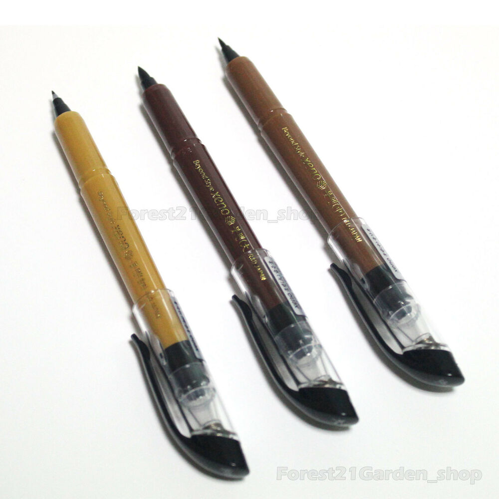 Xeno calligraphy brush pen kanji china japan narrow