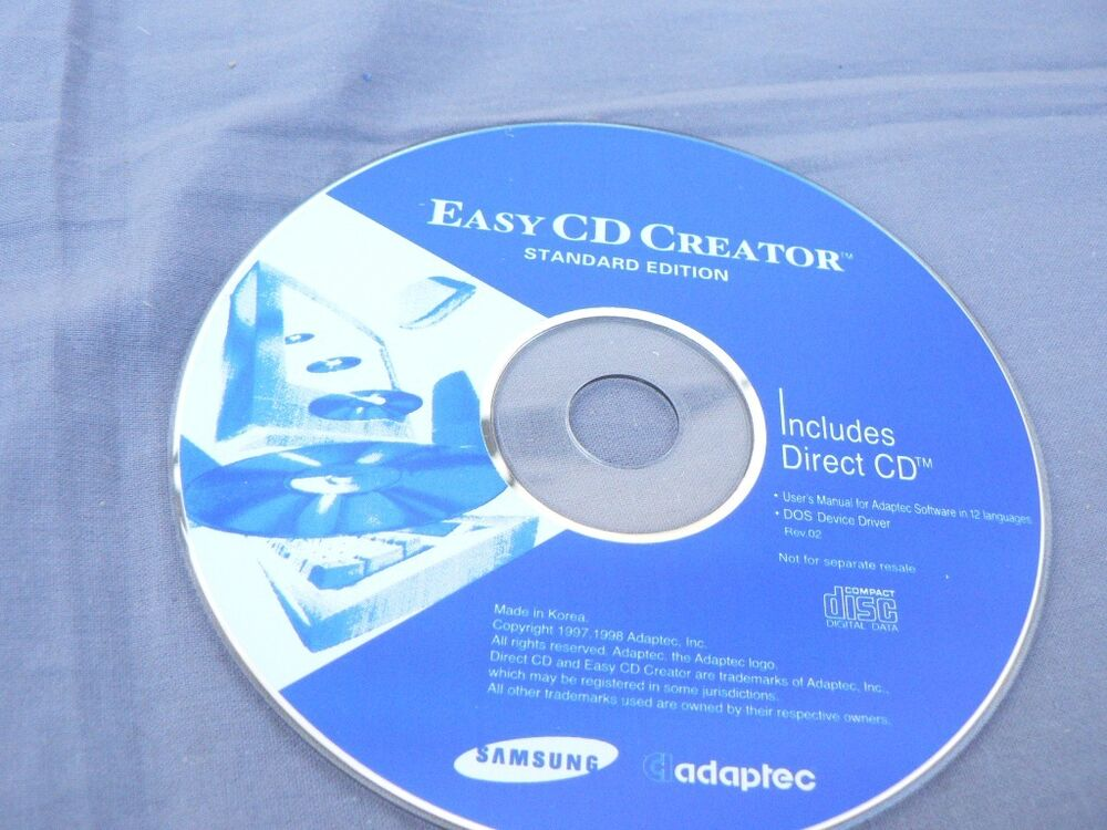 a description of adaptec easy cd creator Does anyone know how to close a session on this version of adaptec easy cd creator as my drive is reading that there is no cd in the drive , but i know it has.