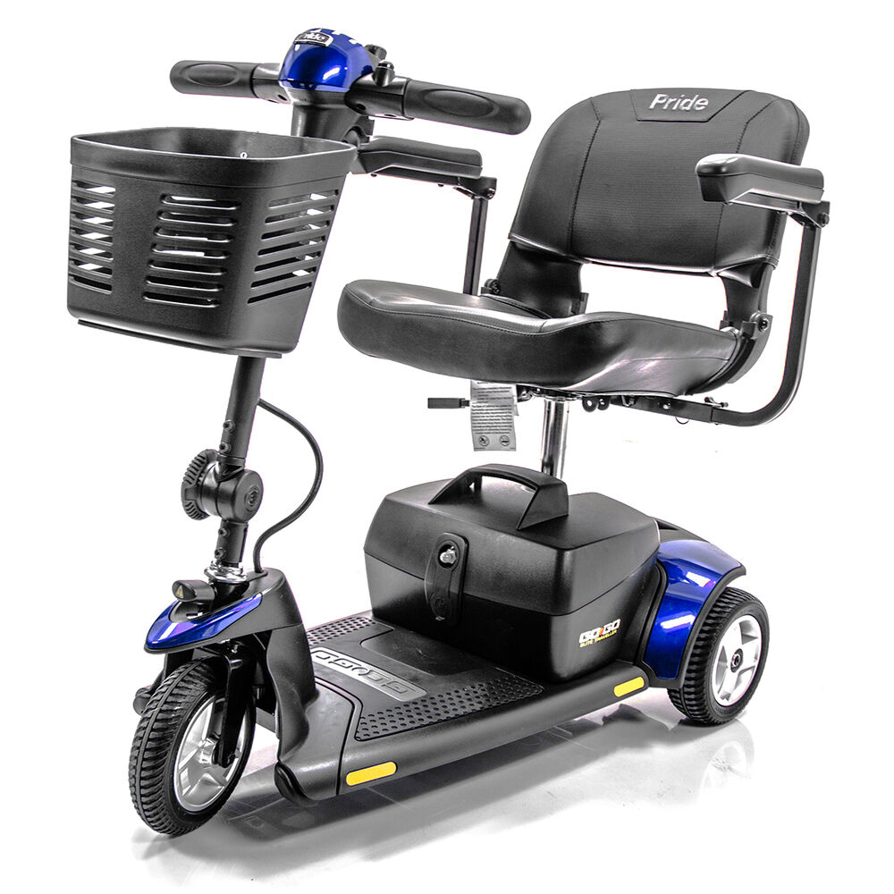 New Sc40e Pride Mobility Go Go Elite Traveller Scooter