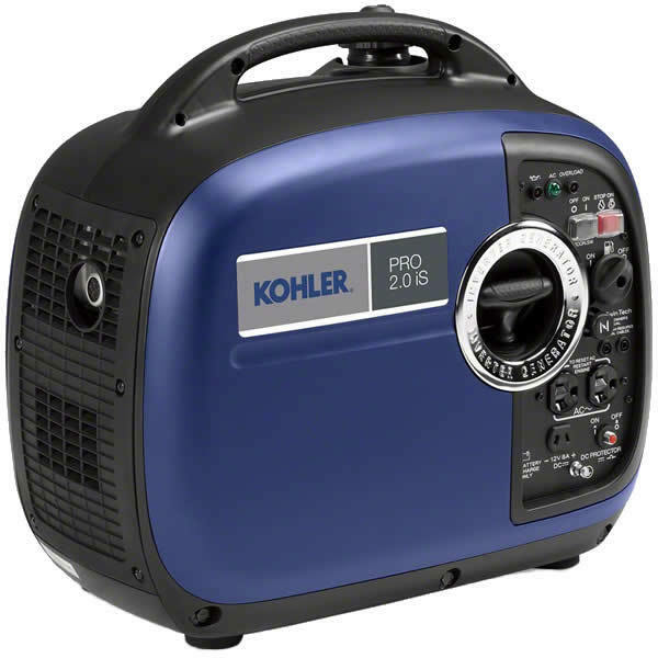 Kohler Pro2 0is 1600 Watt Portable Inverter Generator 50 State Model Ebay