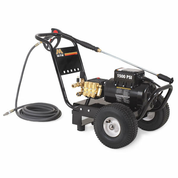 Mi T M Professional 1500 Psi Electric Cold Water