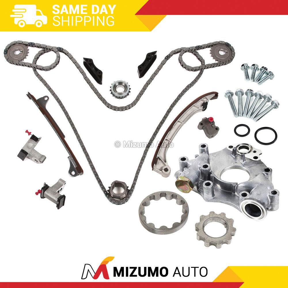 Turbo Kit Tacoma 4 0: Timing Chain Kit Oil Pump Fit Toyota 4Runner Tacoma FJ