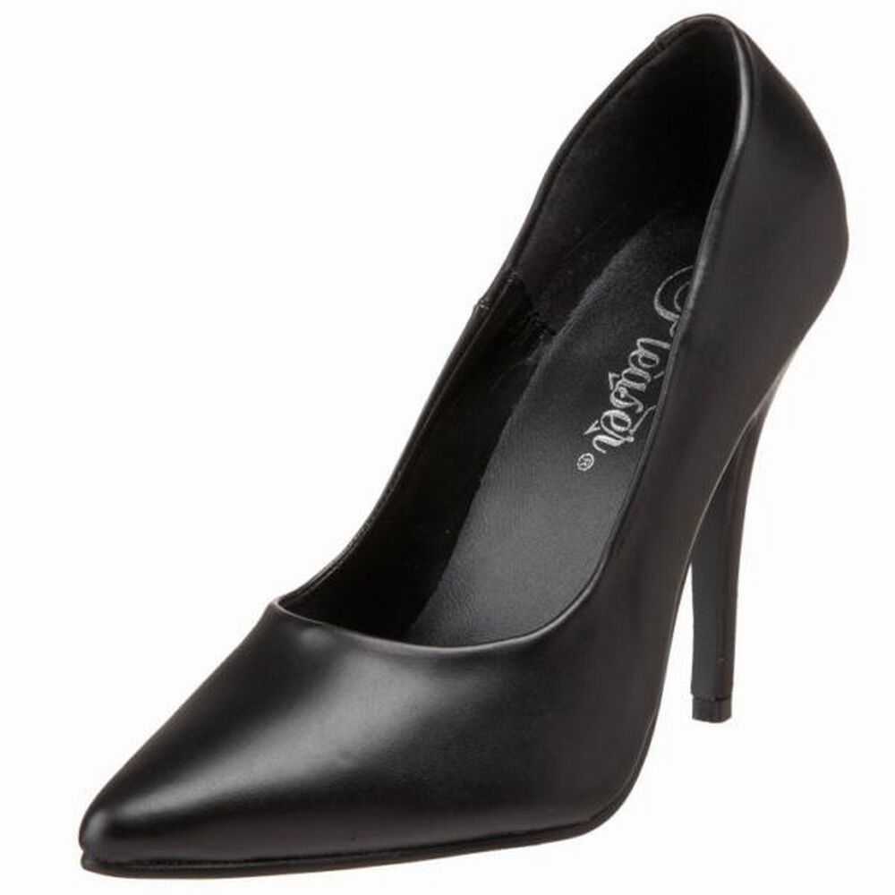 PLEASER Pumps Shoes Womens High Heels Classic Stiletto ...