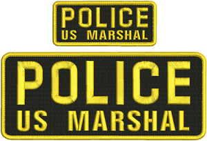 US Marshal Patch