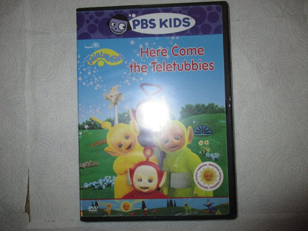 Opening Bids >> Teletubbies: Here Come the Teletubbies (DVD, 2004) Mfg Sealed   eBay