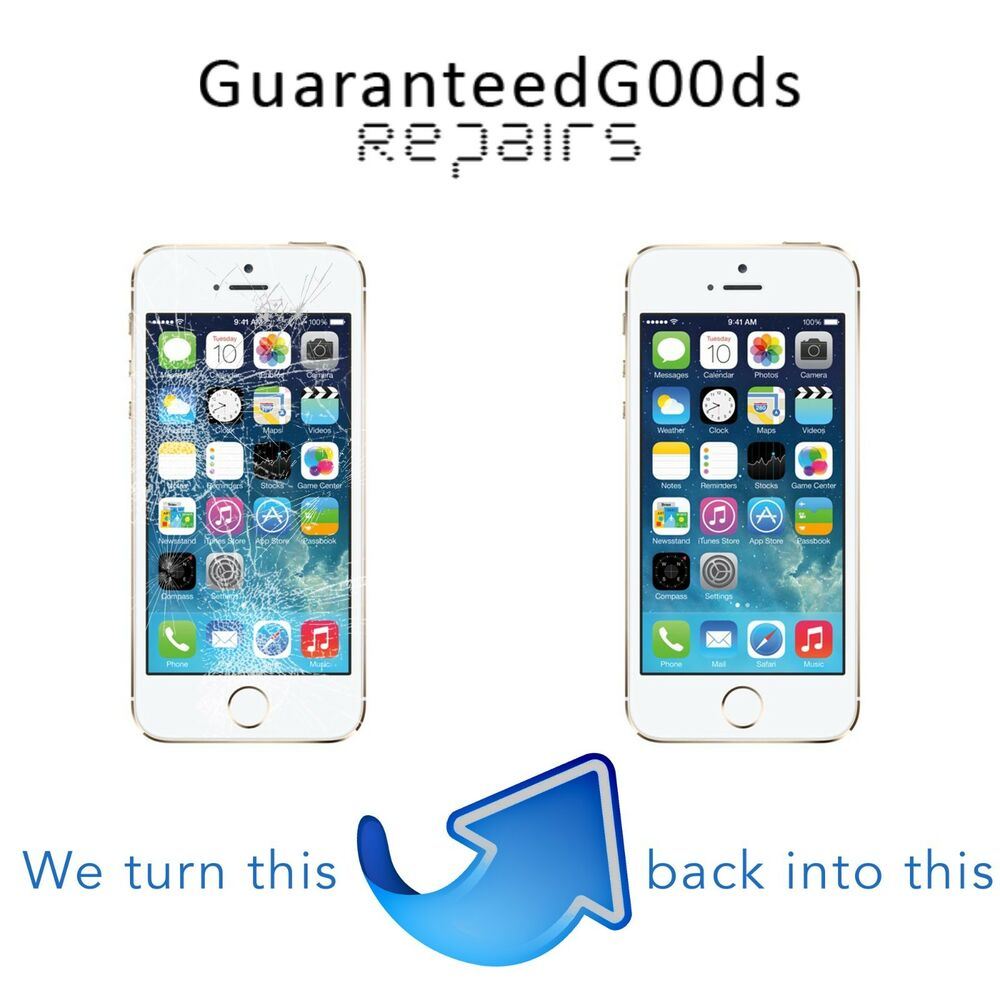 iphone 5s glass replacement apple iphone 5s oem lcd or glass screen digitizer 14804