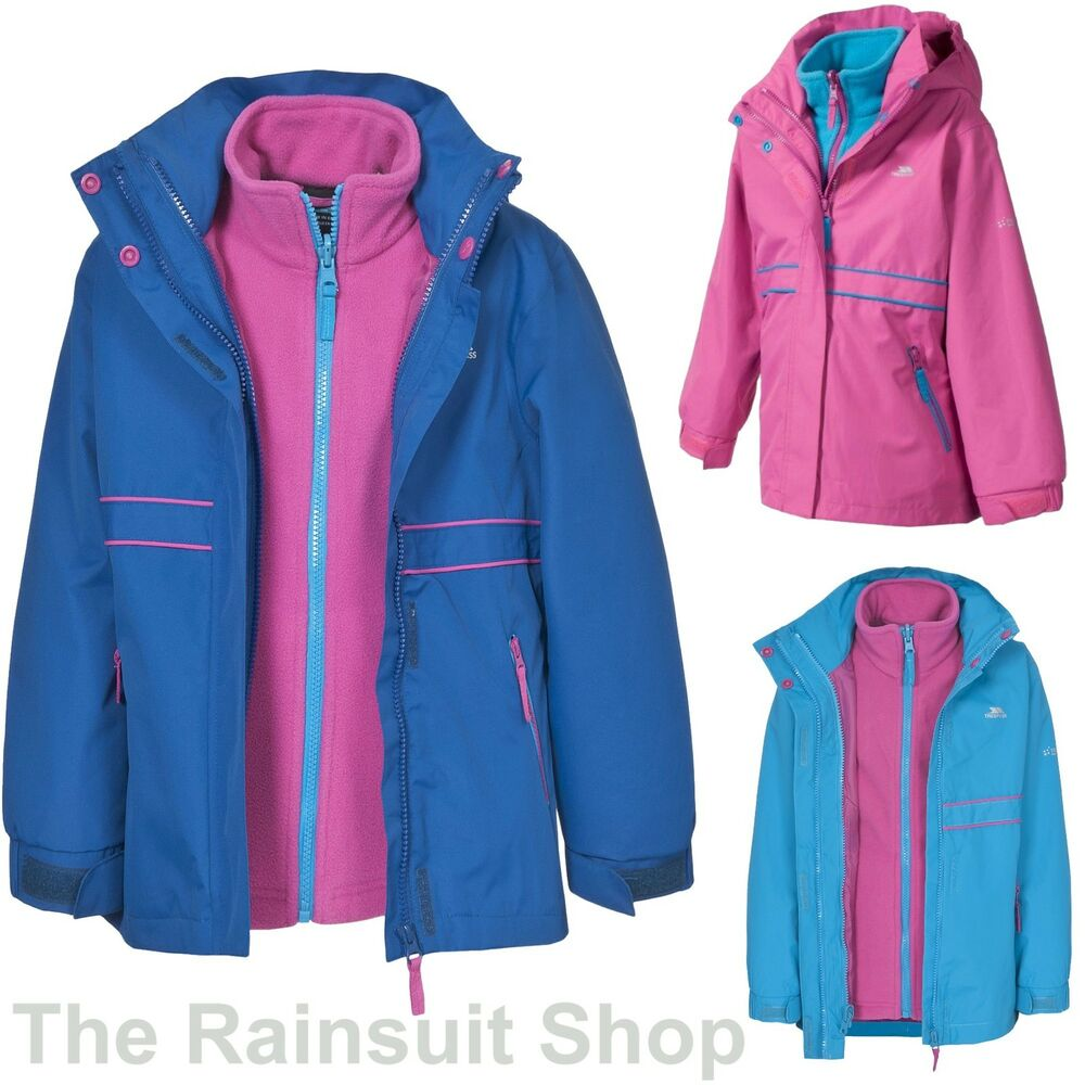 Free shipping BOTH ways on girls 3 in 1 coats, from our vast selection of styles. Fast delivery, and 24/7/ real-person service with a smile. Click or call