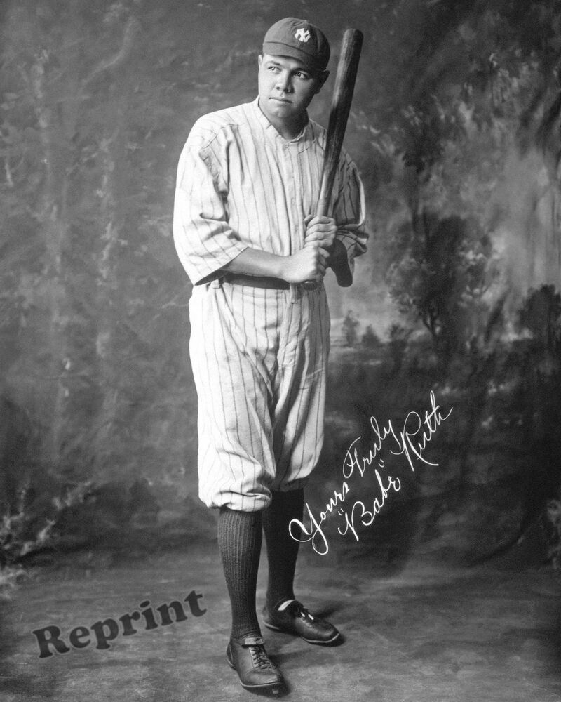 a biography of babe ruth a baseball player Today, we tell about babe ruth, america's greatest baseball player some say he was the greatest sports hero of all time george herman ruth was born in baltimore, maryland in eighteen ninety-five.