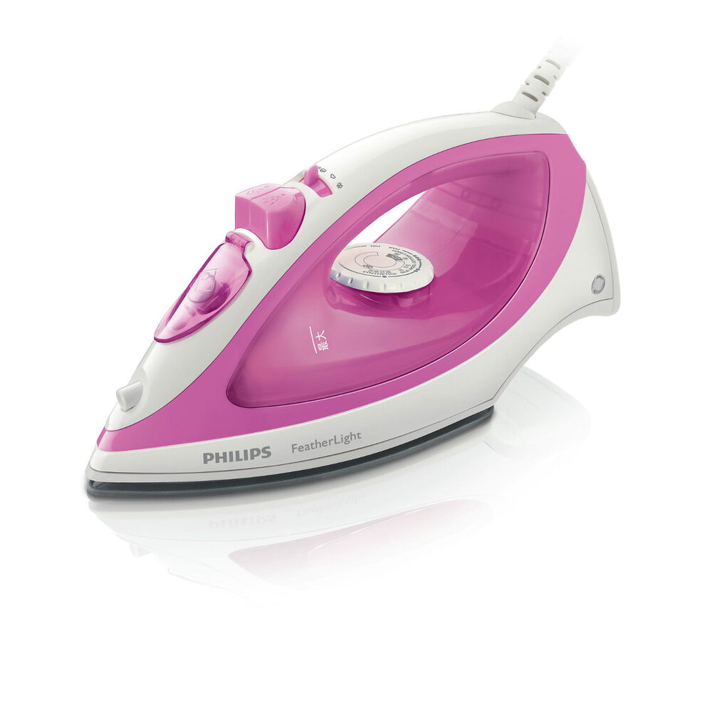 First Non Electric Steam Iron ~ New philips featherlight gc electric steam dry