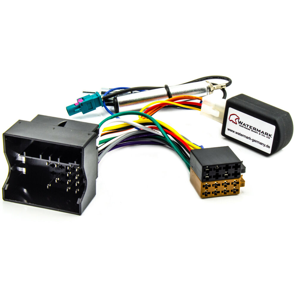 radio adapter kabel can bus interface f r opel agila astra. Black Bedroom Furniture Sets. Home Design Ideas