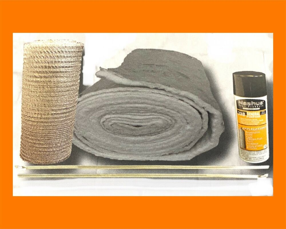 Chimney Liner Insulation Kit Fits 3 Quot 6 Quot Liners 1 4 Quot Thick