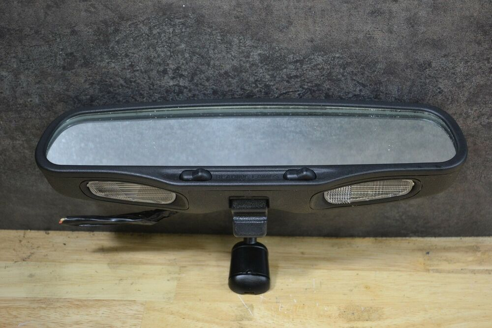 94 98 Mustang Convertible Dome Map Light Rear View Mirror