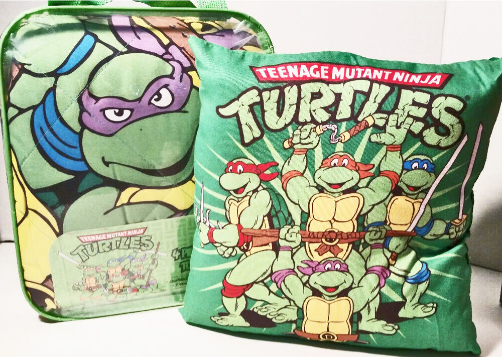 Nickelodeon TMNT Teenage Mutant Ninja Turtles 4pc Toddler