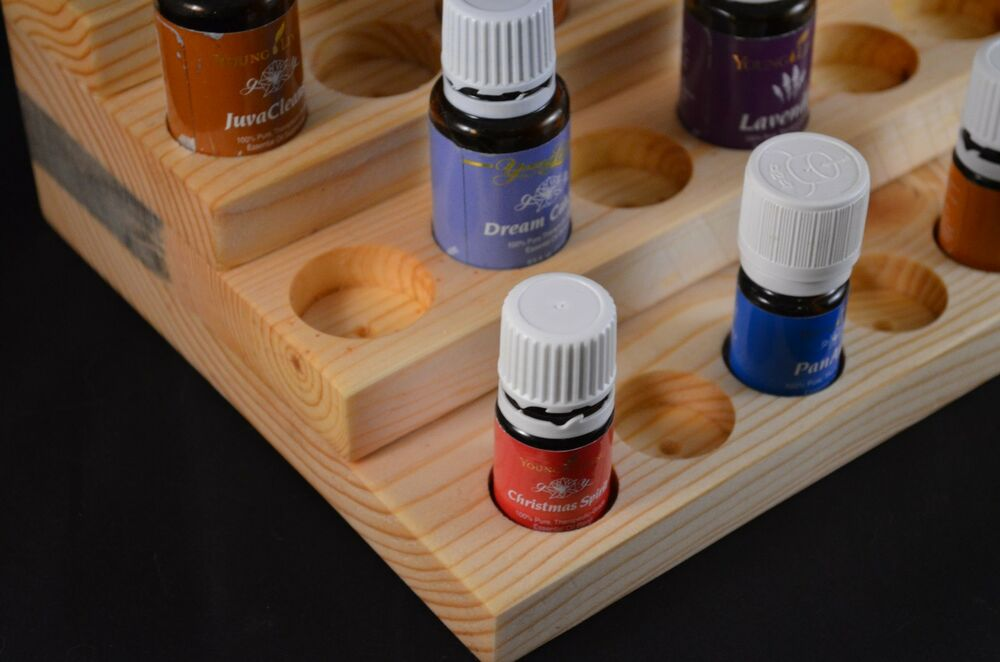 Essential Oil Bottle Display Young Living Doterra Ameo