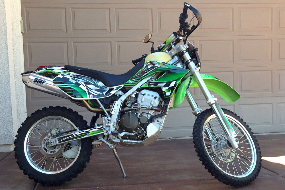 Kawasaki Klx  Parts List