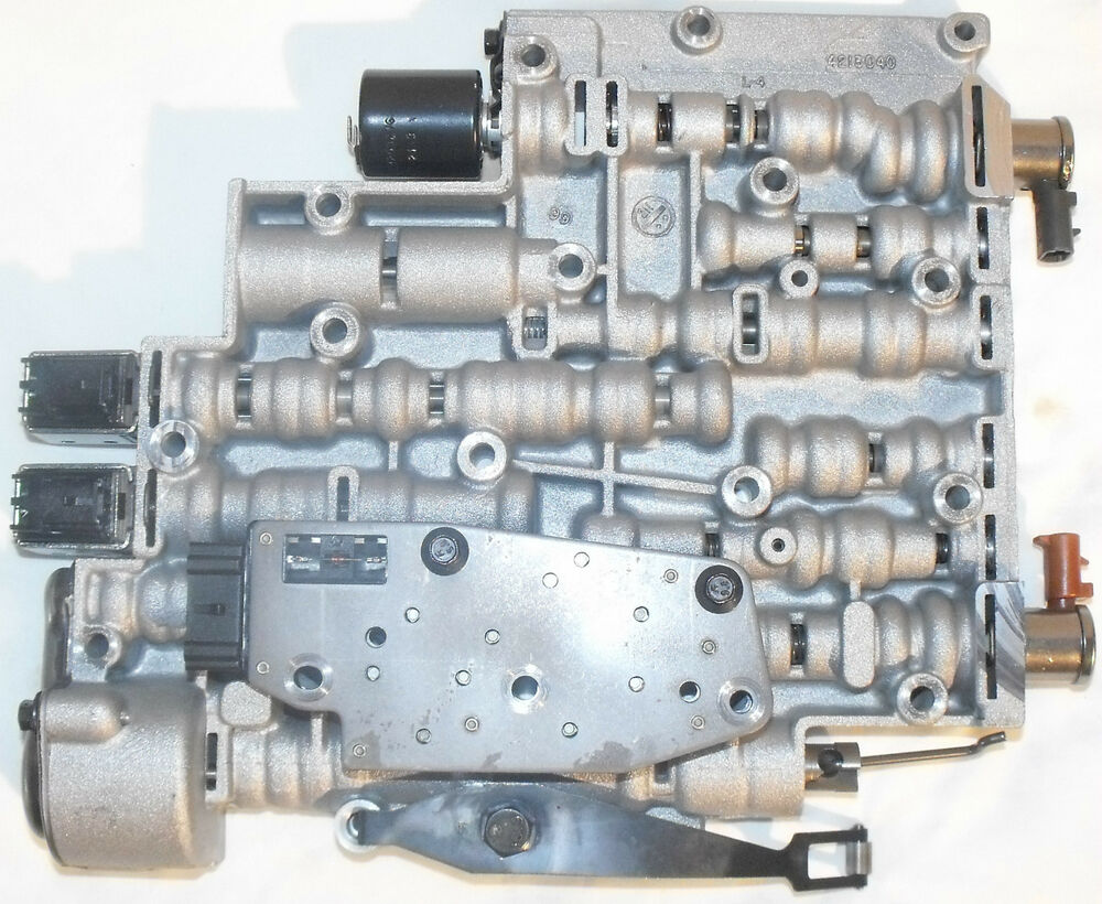 4l60e Rebuilt 1999 2000 Valve Body Assembly W   Pwm