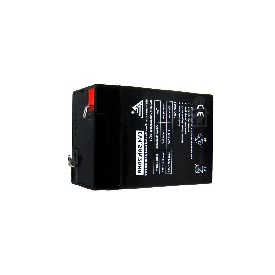 Replacement 6V Battery For Amigo BMW 6V Kids Ride On Toy