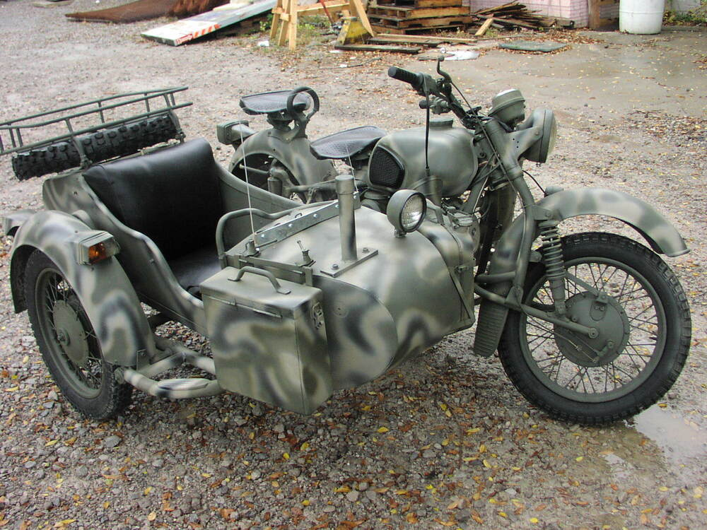 Sidecar Windshield For Bmw Ural Dnepr Cj 750 Ebay