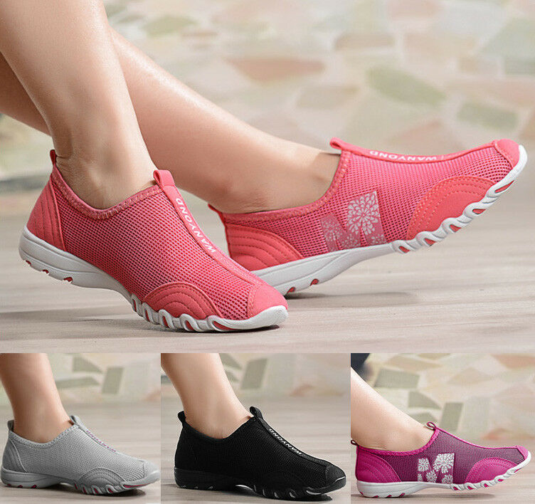 Slip On Shoes For The Gym Women